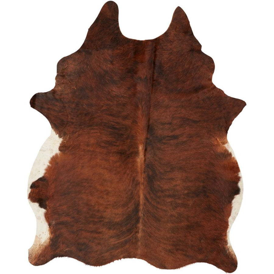 NC Cowhide UNIKA Cow Hide. Size: 2,45 m2. Color: Exotic Dark Hides