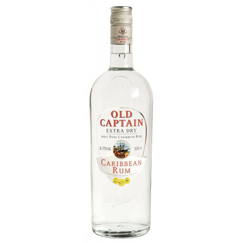 old-captain-extra-dry-caribbean-rum