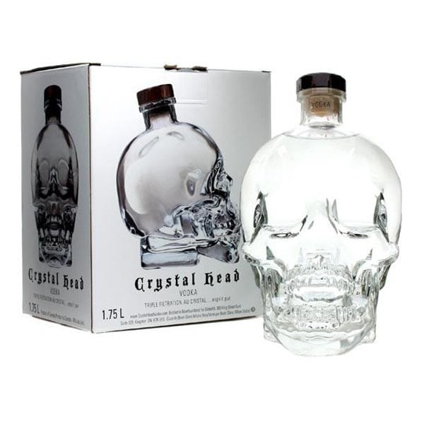 Crystal Head Vodka 1.75 ltr.