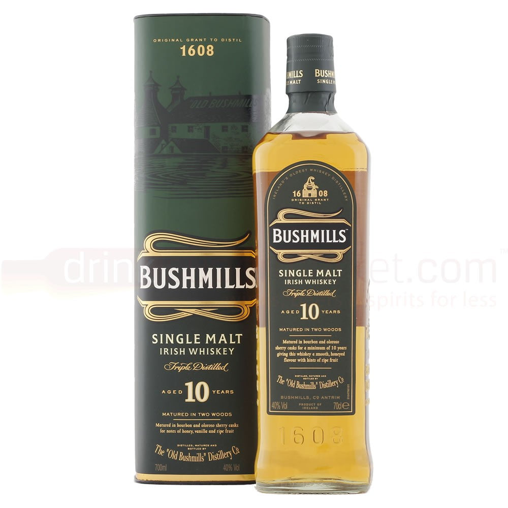 bushmills-10-year-old-irish-whiskey-70cl