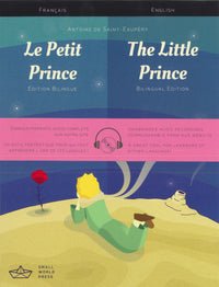 Little Prince Bilingual Readers in French, German, Italian & Spanish