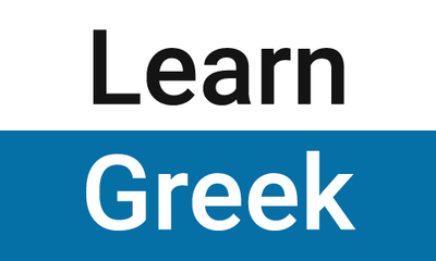 Learn Greek - Greek Language Course Bookshop