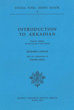 Introduction to Akkadian - book - 9788876535666