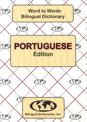 Exam Suitable : English-Portuguese & Portuguese-English Word-to-Word Dictionary