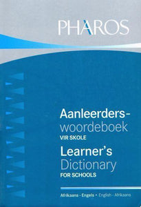 Bilingual Learner's School Dictionary: Afrikaans-English & English-Afrikaans 9781868900602