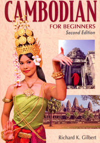 Cambodian for Beginners - Book 9781887521819