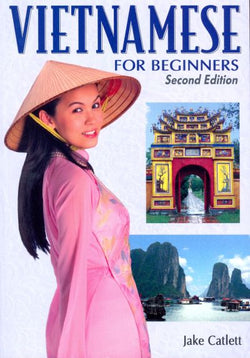 Vietnamese for Beginners - Book