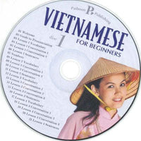 Vietnamese for Beginners - 3 Audio CDs 9781887521857 - audio CD 1