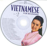 Vietnamese for Beginners - 3 Audio CDs 9781887521857 - audio CD 2