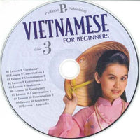 Vietnamese for Beginners - 3 Audio CDs 9781887521857 - audio CD 3