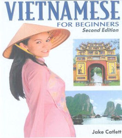 Vietnamese for Beginners - 3 Audio CDs
