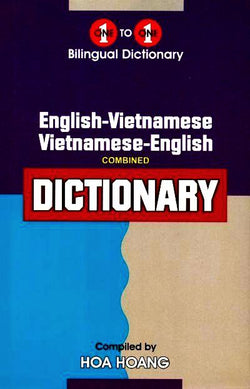Exam Suitable : English-Vietnamese & Vietnamese-English One-to-One Dictionary