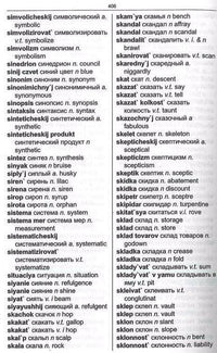 English-Russian & Russian-English One-to-One Dictionary ...