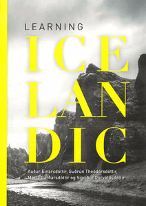 Learning Icelandic textbook 9789979336112