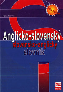 Large English-Slovak & Slovak-English Dictionary 9788088814627