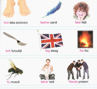 Romanian-English Picture Dictionary for Children and Schools - 9789732013250 - sample page