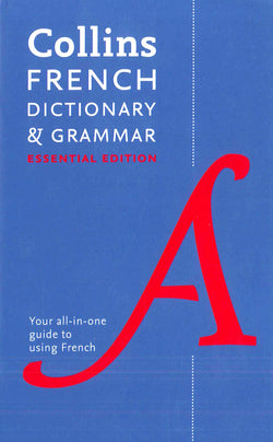 Collins French Dictionary and Grammar 9780008183660