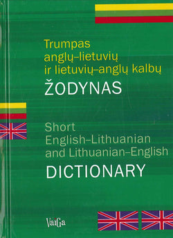Lithuanian-English & English-Lithuanian Pocket Dictionary