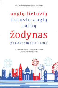 Lithuanian-English & English-Lithuanian Dictionary for Beginners - 9789955135524 - front cover