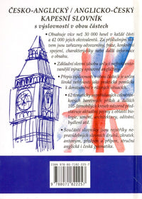 Olomouc Czech-English & English-Czech Dictionary