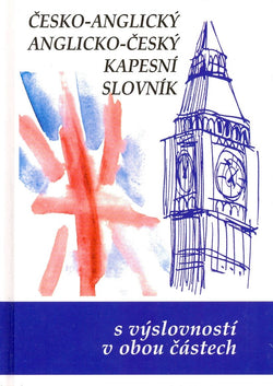Olomouc Czech-English & English-Czech Dictionary - 9788071822257 - front cover