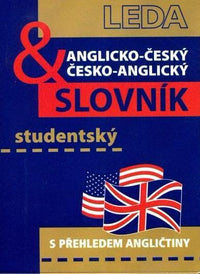 Leda Student's English-Czech & Czech-English Dictionary 9788073350604
