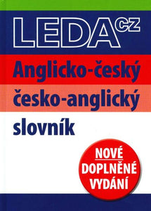 Leda English-Czech & Czech-English Dictionary - 9788073352837