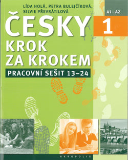 Czech Step by Step 1: Workbook 2 - lessons 13-24 9788074701344