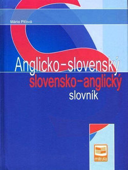 English-Slovak & Slovak-English Dictionary 9788088814658