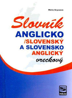 Pocket English-Slovak & Slovak-English Dictionary 9788088814719