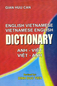 English-Vietnamese & Vietnamese-English Dictionary 9788176500470