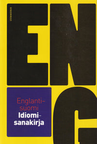 English-Finnish Dictionary of Idioms - 9789512096596 - front cover