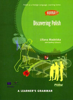 Hurra!!! Discovering Polish: a learner's grammar 9788360229378 - front cover