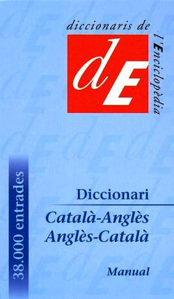 Catalan Concise Dictionary: Catalan-English & English-Catalan 9788441215160