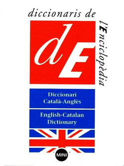 Catalan Pocket Dictionary: Catalan-English & English-Catalan - 9788441225732 - front cover