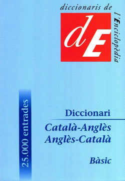 Catalan School Dictionary: Catalan-English & English-Catalan 9788441225824