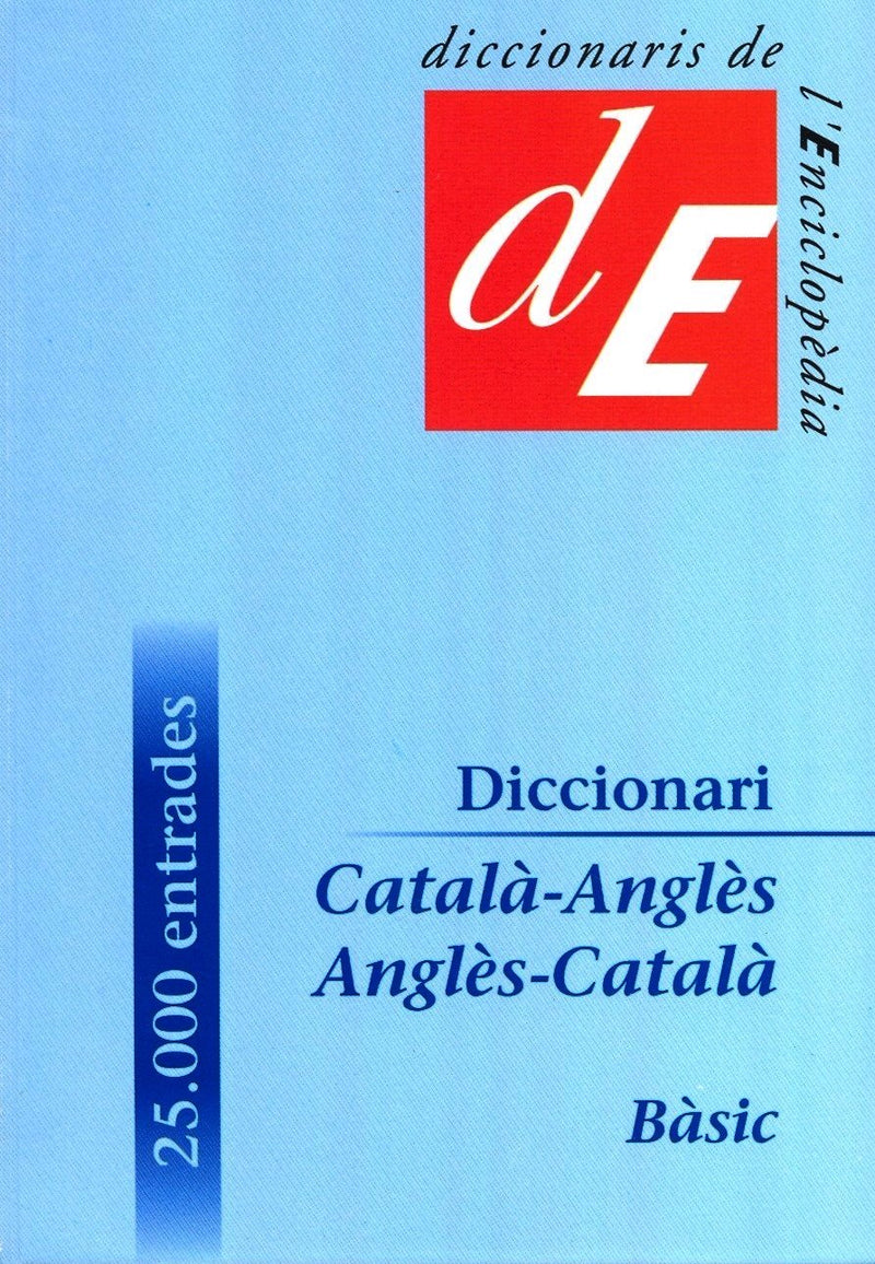 Catalan School Dictionary: Catalan-English & English-Catalan - Bay Foreign  Language Books