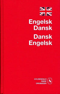 Gyldendals English-Danish & Danish-English Dictionary 9788700301863