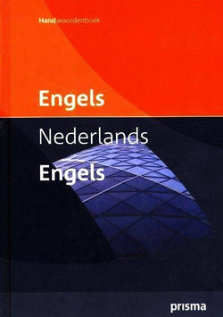 Prisma Large English-Dutch & Dutch-English Dictionary 9789049104603