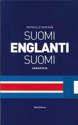 Gummerus Finnish-English & English-Finnish Dictionary - 9789512076185