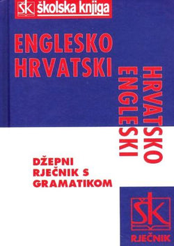 English-Croatian & Croatian-English Pocket Dictionary