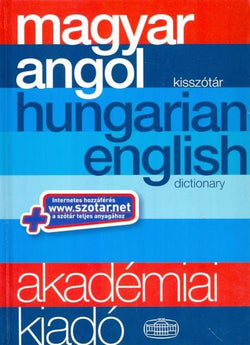 Hungarian-English Dictionary (one-way)