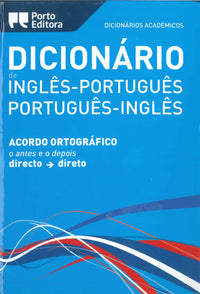 School English-Portuguese & Portuguese-English Dictionary 9789720015013