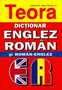 Teora English-Romanian & Romanian-English School Dictionary 9789732001950