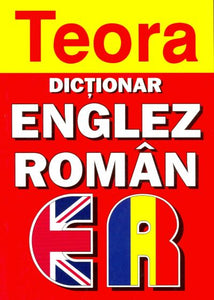 Teora English-Romanian Pocket Dictionary (one-way) 9789732013052 - front cover