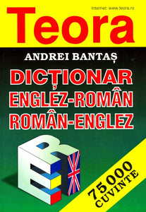 Teora Large English-Romanian & Romanian-English Dictionary 9789736017919