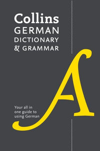 Collins German Dictionary and Grammar 9780008241377