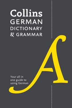 Collins German Dictionary and Grammar 9780007453023
