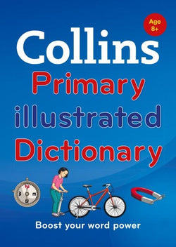 Collins Primary Illustrated Dictionary - English 9780007578757