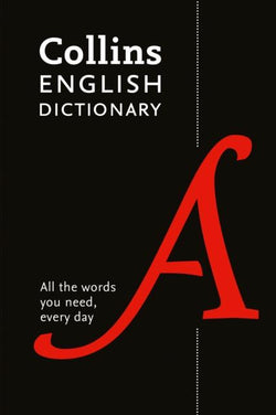 Collins English Dictionary 9780008102883